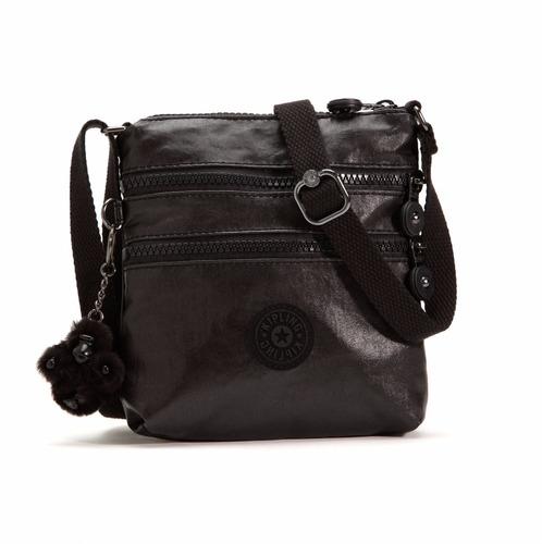 «o. luxuss»bolsa sin changuito kipling mini alvar original
