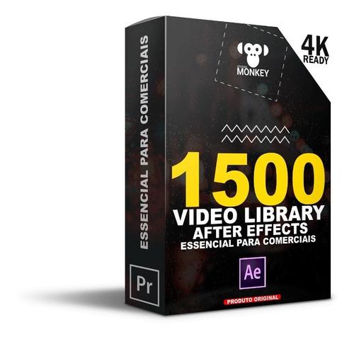 o maior pacote de efeitos edição de vídeo para after effects