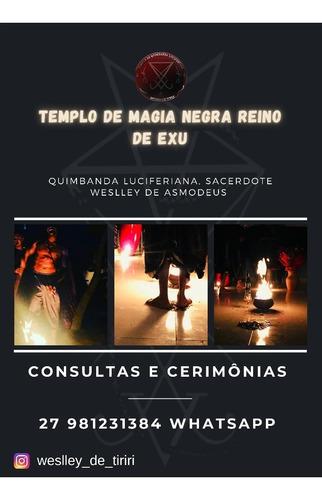 o maior templo de magia do brasil ,amarração amorosa