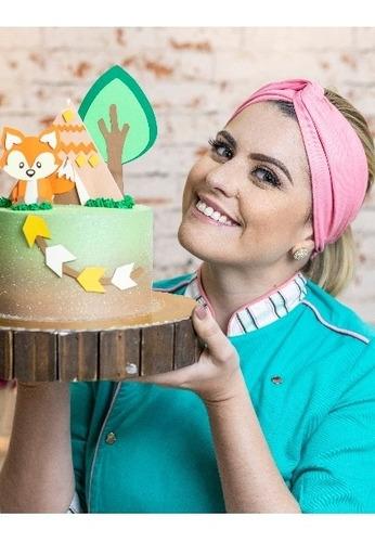 o melhor curso de bolos chantinho venha conferir