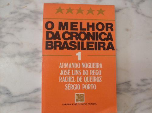 o melhor da crônica brasileira 1 - varios autores