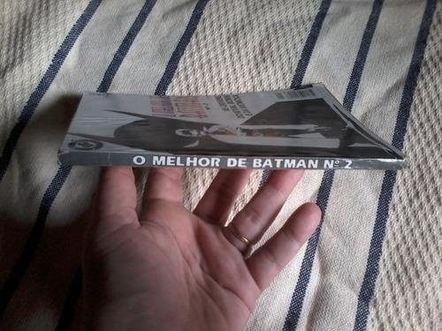 o melhor de batman 02  frete gratis via carta registrada