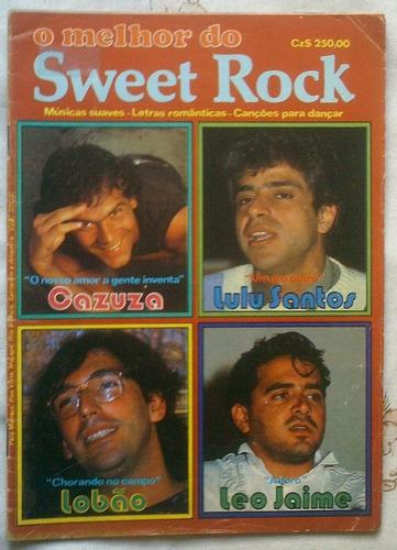 o melhor do sweet rock - músicas saves - letras românticas..