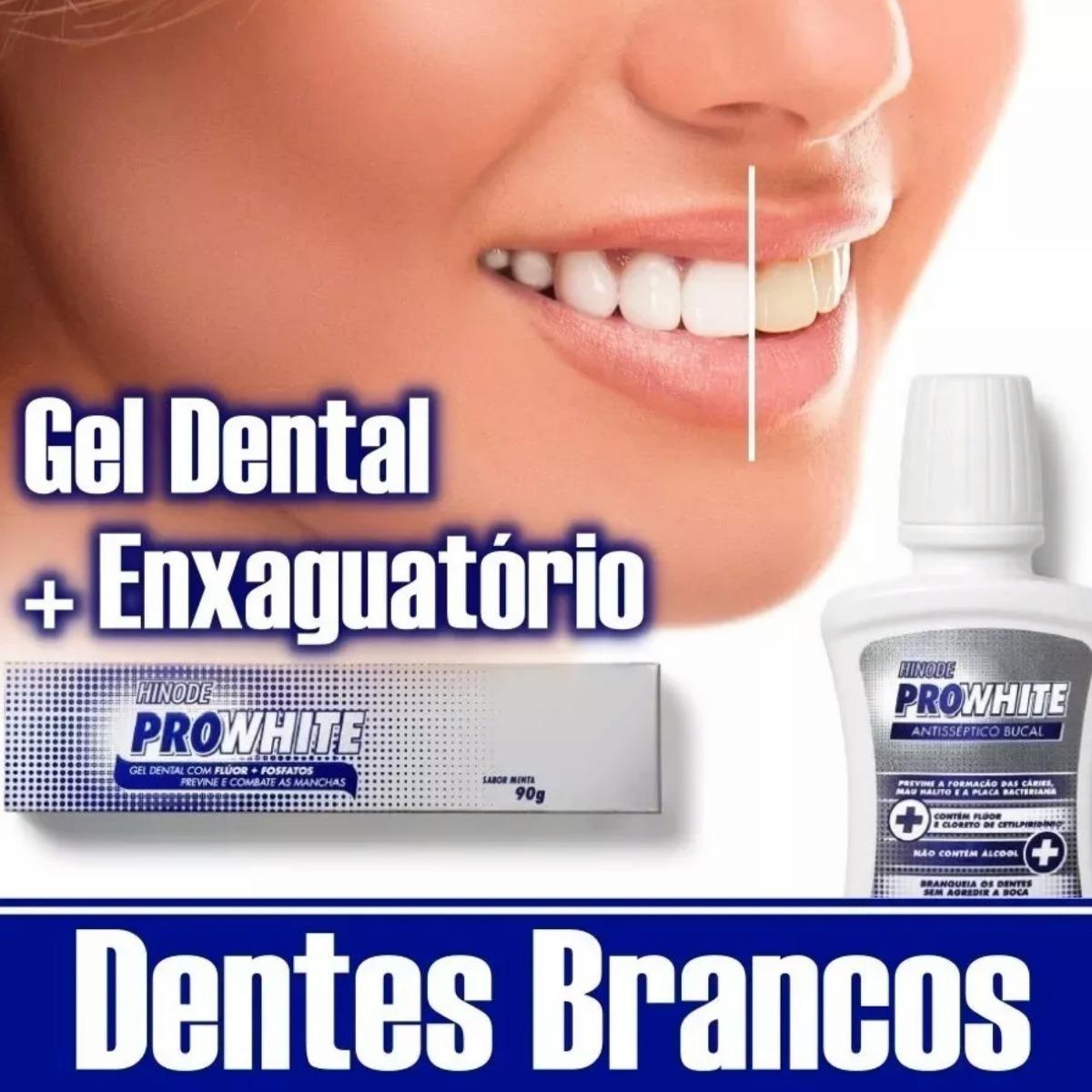 O Melhor Kit Para Clareamento Dental Resultados Garantidos R 38