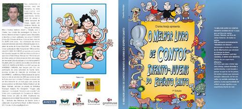 o melhor livro de contos infanto-juvenis do espíri