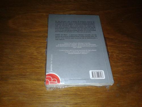 o mirante - michael connelly - livro novo