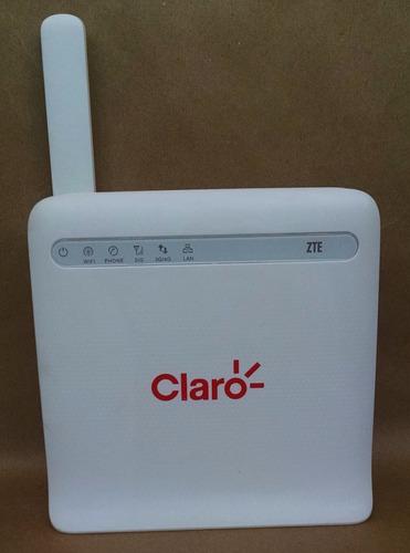 o modem roteador zte 4g vivo ou claro desbloqueado bh mg