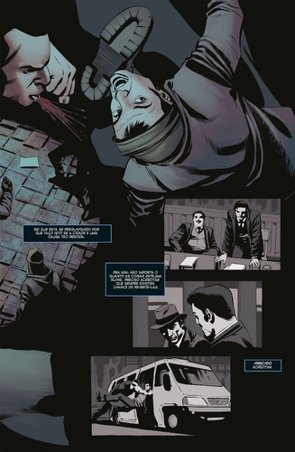 o morcego negro dynamite mythos
