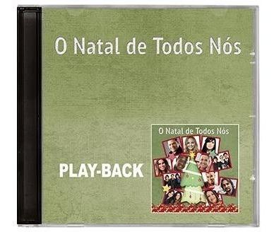 o natal de todos nós *lançamento* - playback mk music