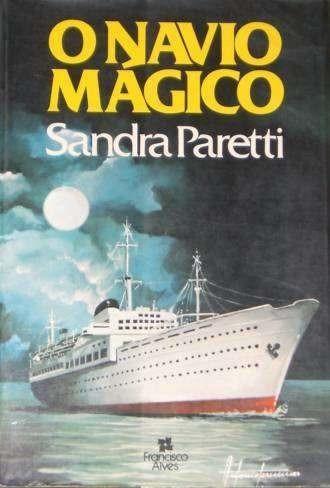 o navio mágico sandra paretti