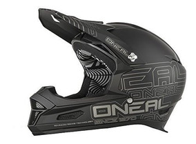 Adultos Unisex 59//60cm Oneal Sierra II Helmet Comb Black//Orange L Casco