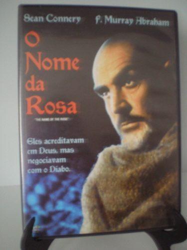 o nome da rosa dvd seminovo raro! original