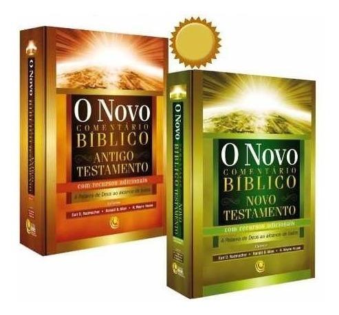 o novo comentário bíblico at nt com recursos adicionais