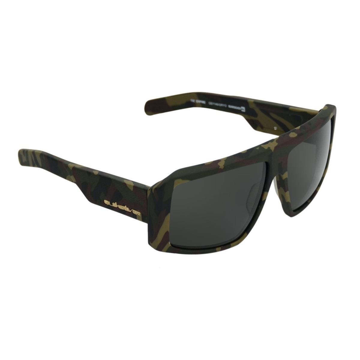 O Óculos Masculino Quiksilver Empire Black Camo - R  129,90 em ... 54fe1112c0