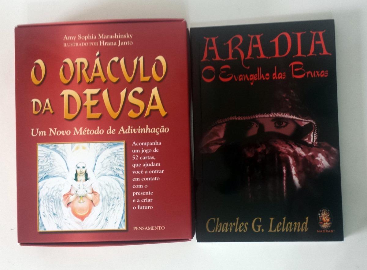 livro aradia o evangelho das bruxas