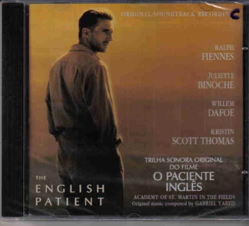 o paciente inglês tso do filme