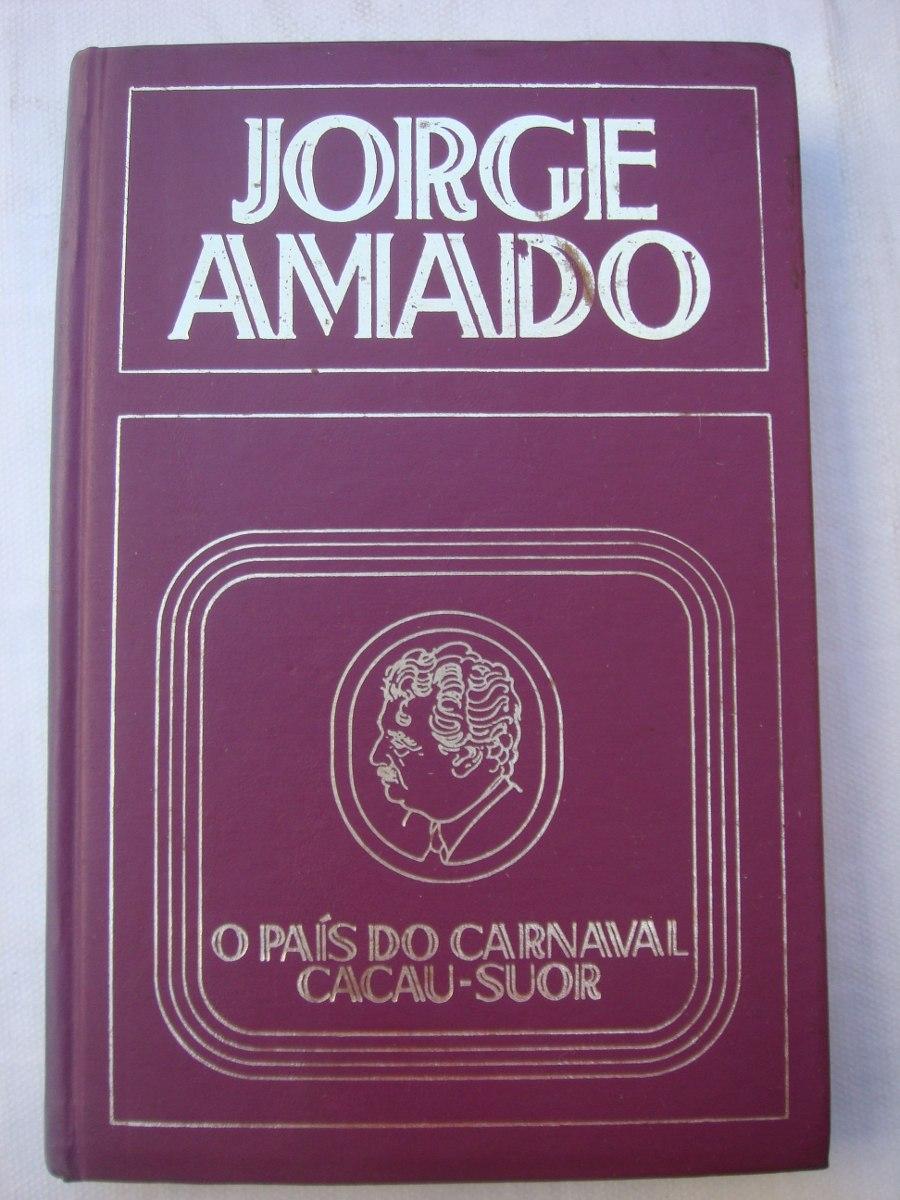 O País Do Carnaval Cacau-suor - Jorge Amado # 10 - R$ 29,88 em ...