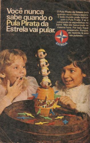 o pato donald nº 1300 de 08-10-1976 imagens da revista