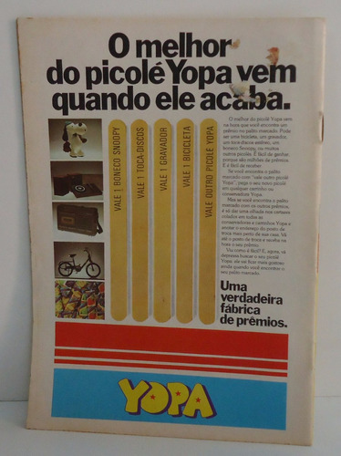 o pato donald - nº 1476 - ano 30 - 22/2/80 by trekus vintage