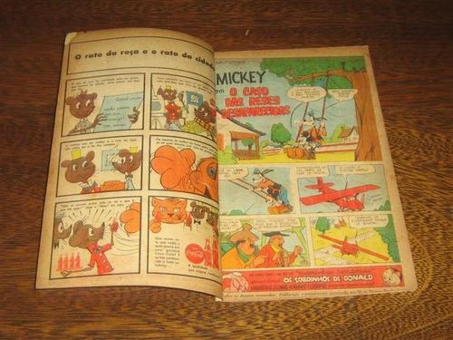 o pato donald nº 360 setembro de 1958 editora abril original