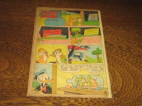 o pato donald nº 362 outubro de 1958 editora abril original