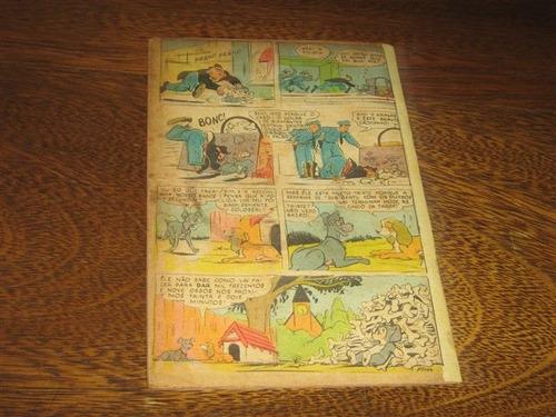 o pato donald nº 363 outubro de 1958 editora abril original