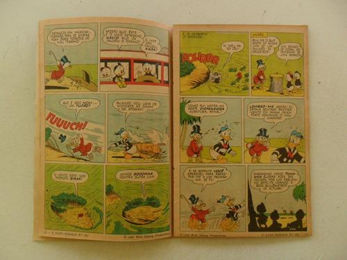 o pato donald nº 433! 23 fev 1960!