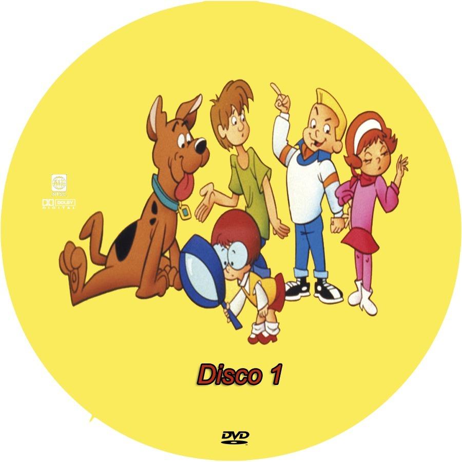 O Pequeno Scooby Doo Dvd Box R 40 00 Em Mercado Livre