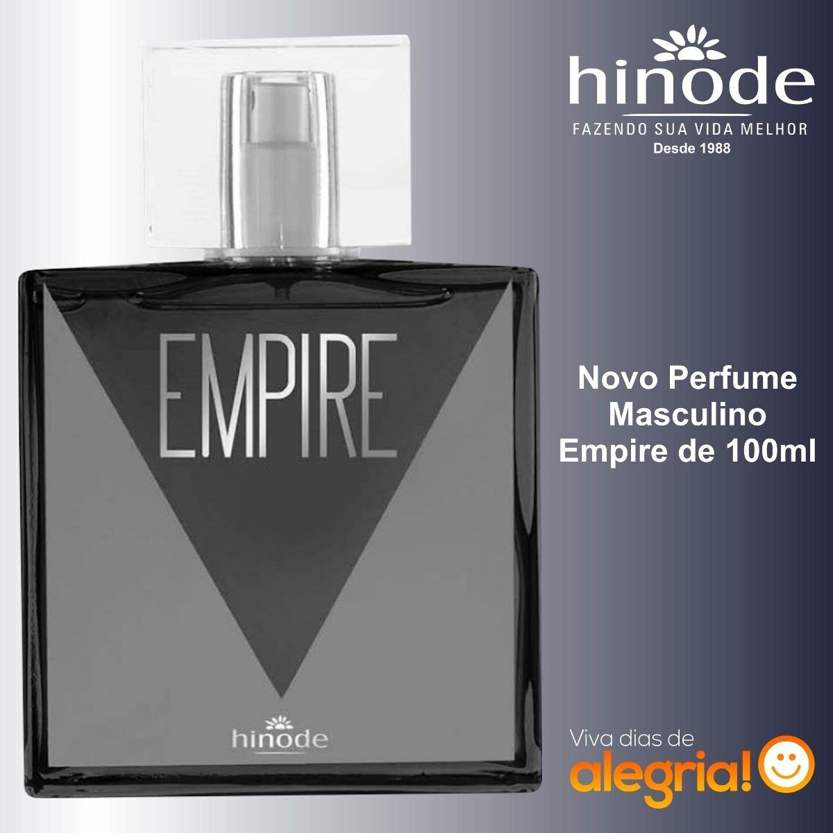 b228bb1fc O Perfume Empire Hinode 100ml - Original E Lacrado!! - R  84
