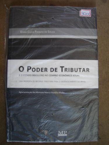 o poder de tributar e o estado brasileiro no cenário econômi