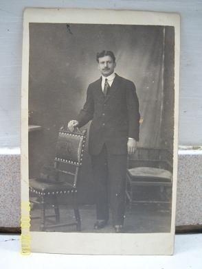 o postal senos de traje 1914