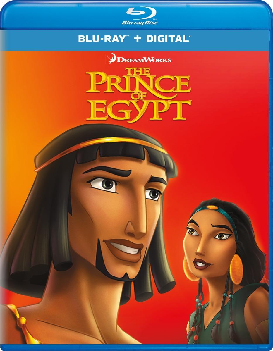 O Principe Do Egito Bluray Dub Leg Original Importado R 149 99