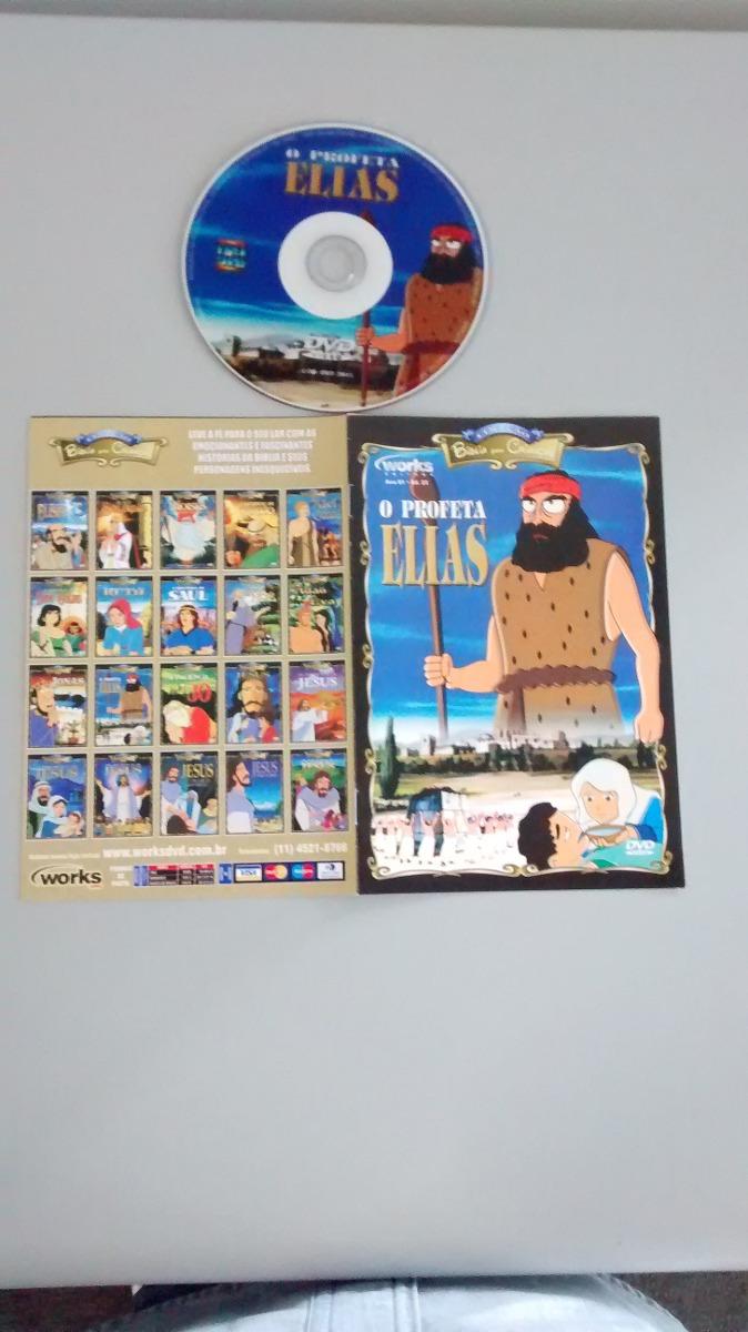 o profeta elias desenho bíblico original r 15 00 em mercado livre