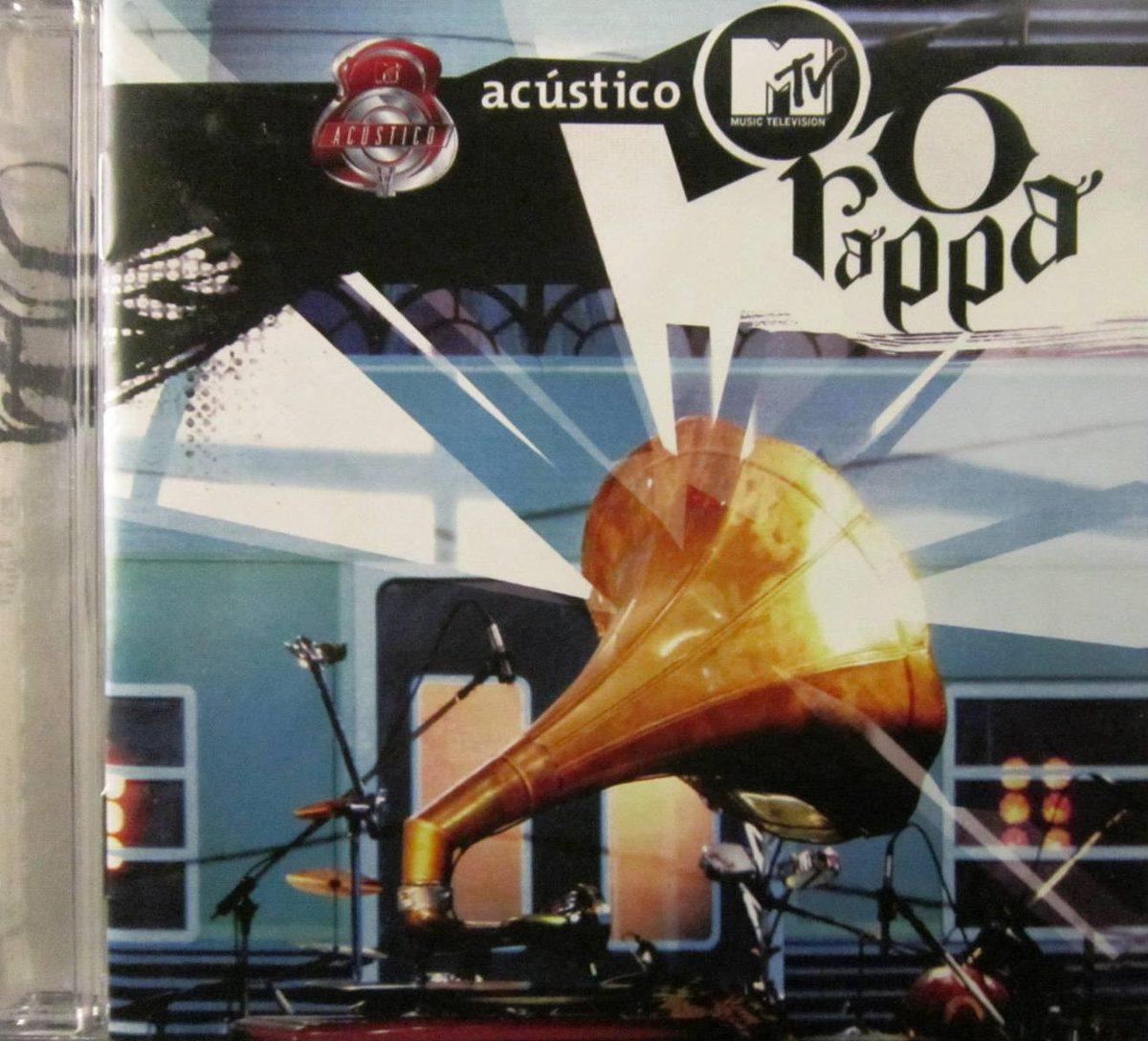 dvd completo o rappa acustico mtv
