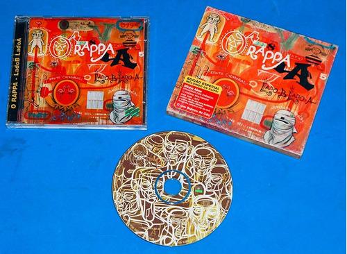 o rappa - ladob ladoa - cd - slipcase - 2000
