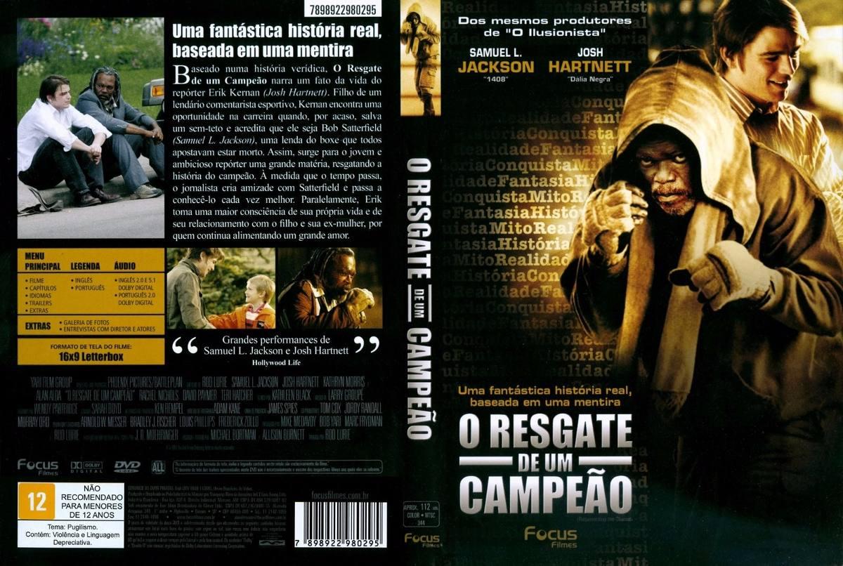 Filme Resgate De Uma Vida regarding o resgate de um campeão - dvd - r$ 19,90 em mercado livre