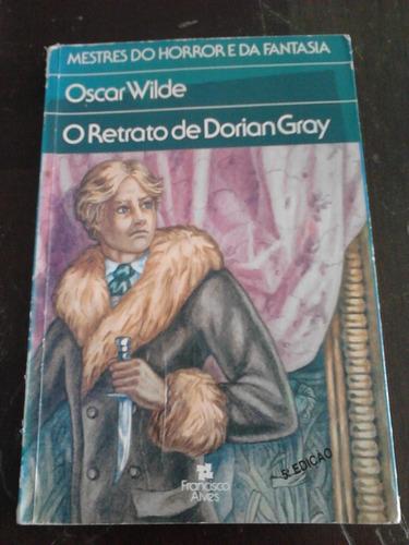 o retrato de dorian gray wilde  mestres horror fantasia (a)