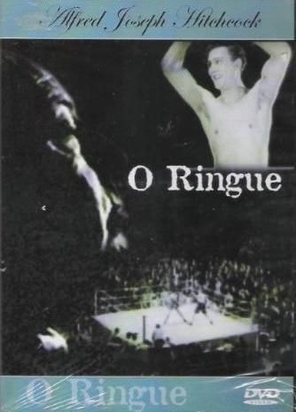 o ringue - dvd lacrado - carl brisson - lillian hall-davis