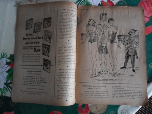 o riso nº 85 - ano 4 - revista humoristica!