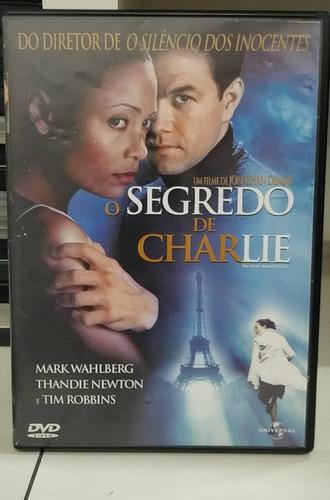 o segredo de charlie -dvd
