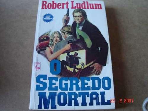 o segredo mortal de robert ludlum l8