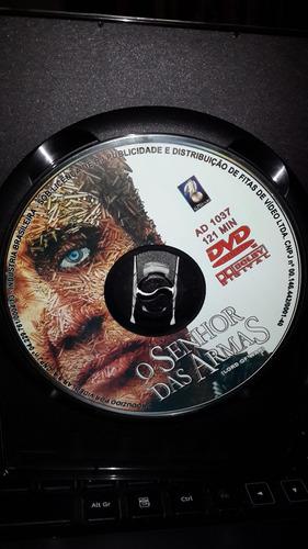 o senhor das armas dvd