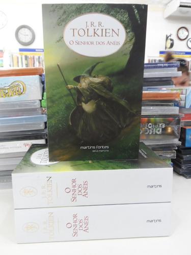O Senhor Dos Anéis - Vol. Único - J. R. R. Tolkien - R