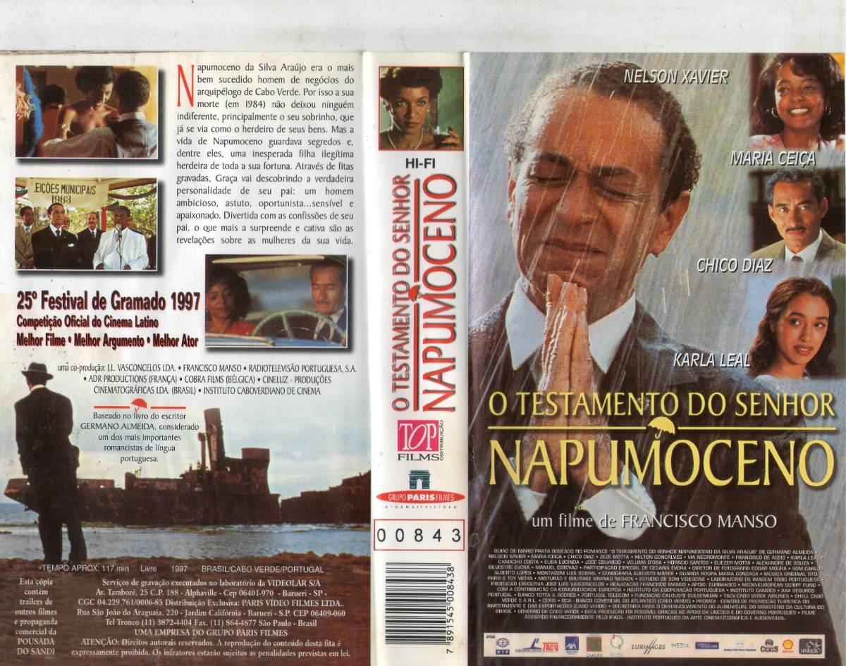 Resultado de imagem para O testamento do Sr. Napumoceno