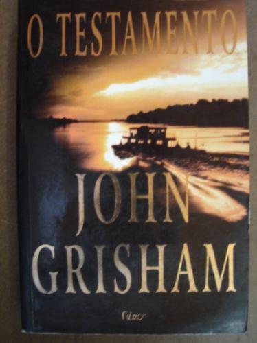 o testamento , john grisham i7