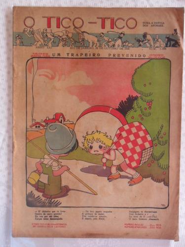 o tico tico nº 1.098! 20 out 1926!