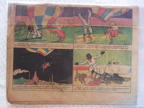 o tico tico nº 1.161! 4 jan 1928!