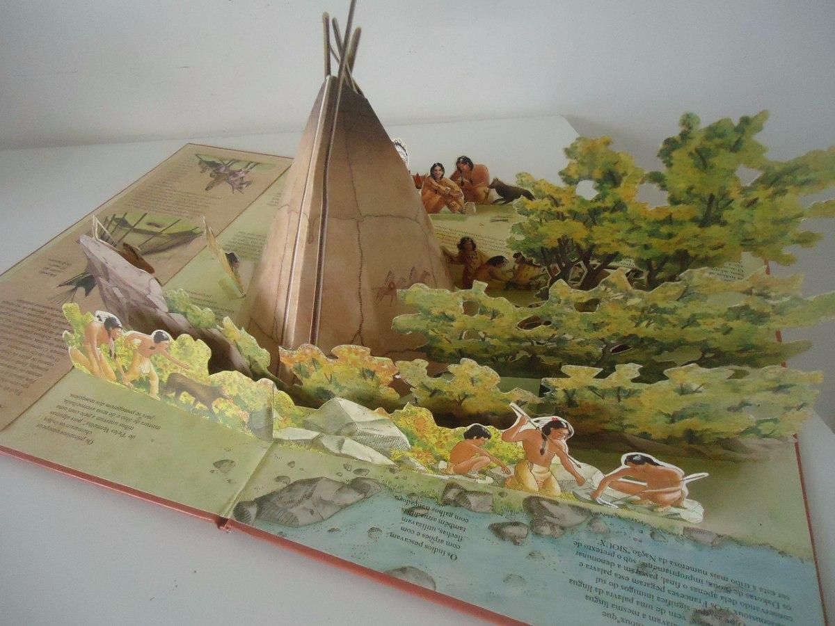 O Tipi Dos Índios Das Grandes Planícies Da América Do Norte