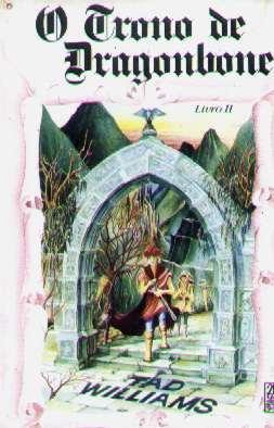 o trono de dragonbone - livro ii: simon o peregrino - 1990