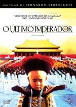 o úlimo imperador bernardo bertolucci dvd